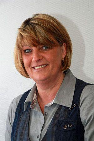 Gabi Zimmermann (kfm. Leitung)